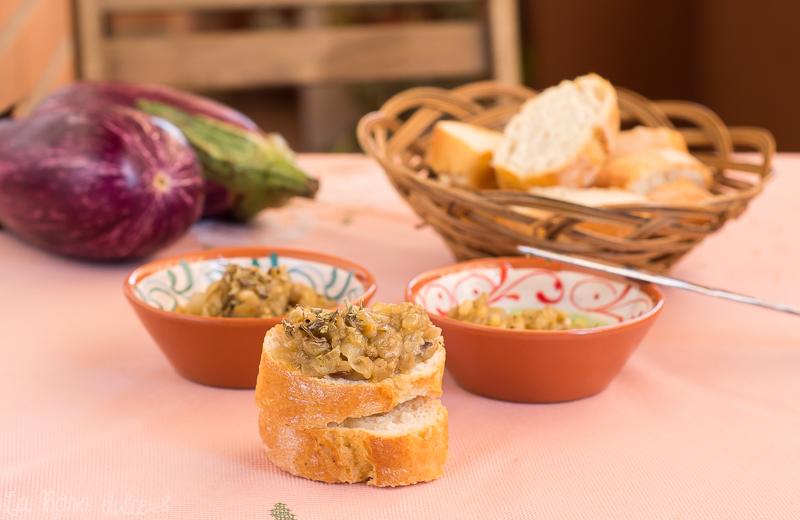 Morcilla de verano | receta vegetariana | la Rosa dulce