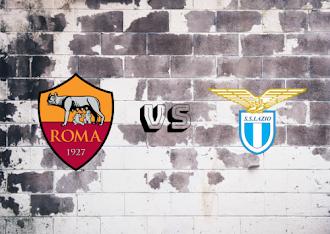Roma vs Lazio  Resumen y Partido Completo