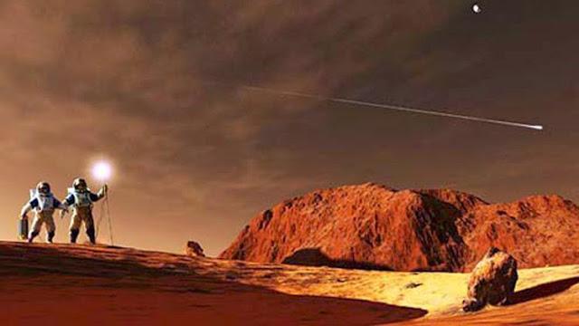 ناسا تعلن أن الحياة ممكنة على سطح المريخ