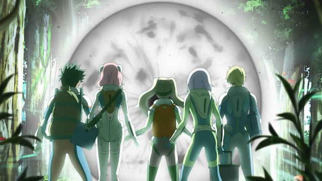Kanata no Astra - Episode 2