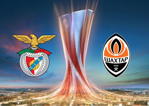 Benfica vs Shakhtar Donetsk -Highlights 27 February 2020