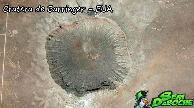 Cratera de Barringer - EUA