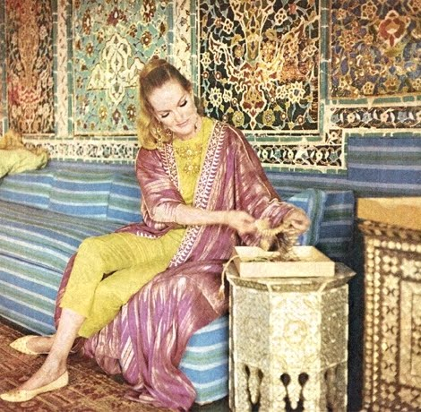 Doris Duke Vogue 1966