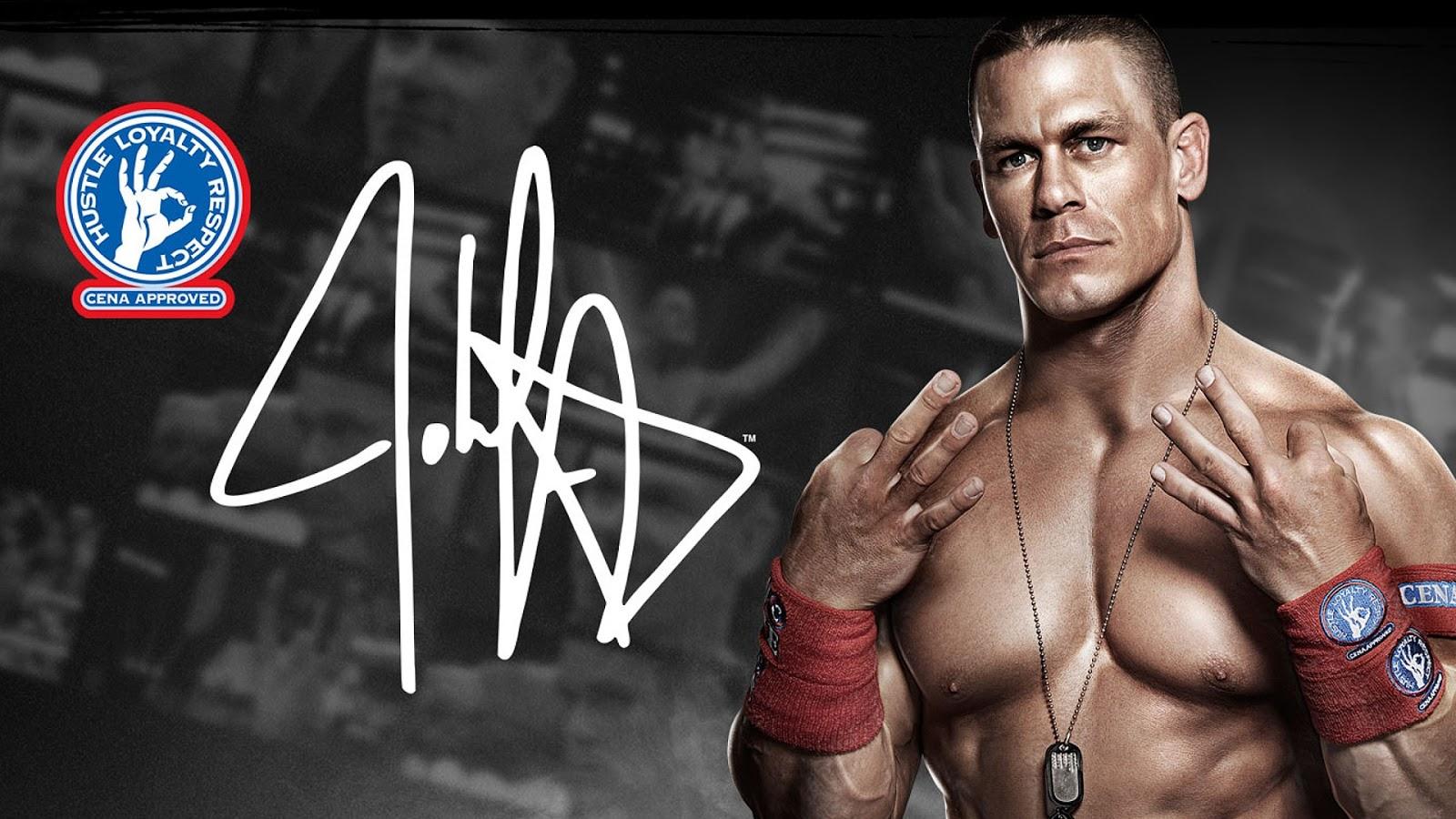 Photo X Life: John Cena Champion Wallpapers