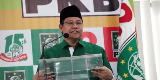 Di Jember, Muhaimin Deklarasikan Jadi Calon Wakil Presiden