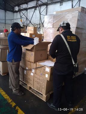 Cargo Import LCL Dari China Ke Indonesia