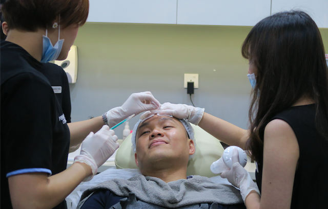 Botox Filler injection in Klang Valley
