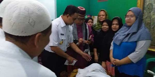 Anies Pastikan Pemakaman Peserta Reuni 212 Ditanggung Pemprov DKI