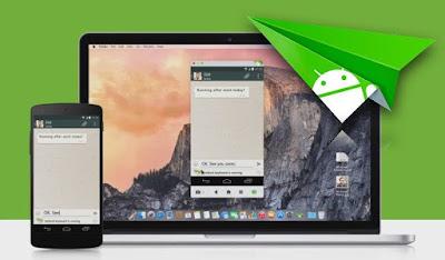 AirDroid 3.2.6 Full Apk Gratis Terbaru - Akozo.Net