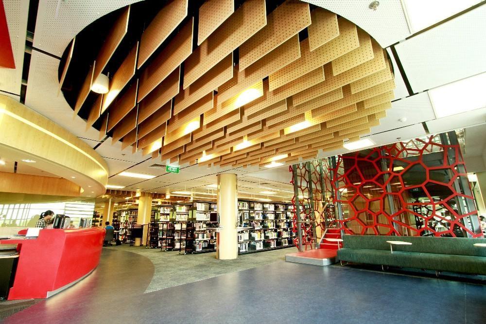 Thư viện của trường Đại học RMIT