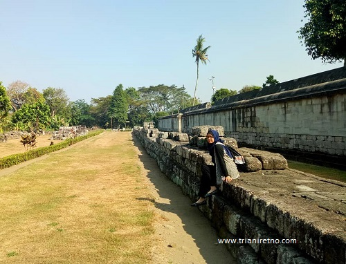 Pesona Istana Ratu Boko Yogyakarta