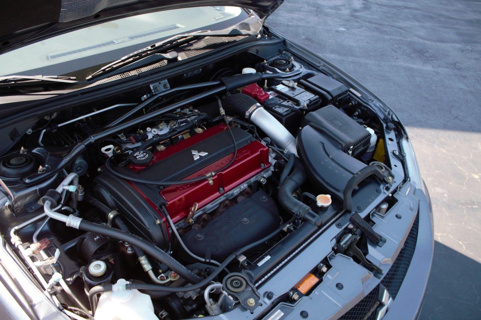 9-Mile Mitsubishi Evo IX MR Selling For $100k On eBay - car news
