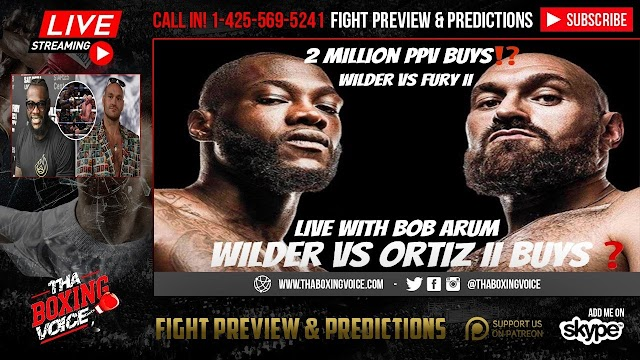 Deontay Wilder vs Tyson Fury 2 fight Live Stream, time, date, TV channel, on 22 February, 2020