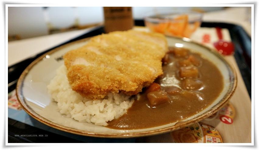 Tokyo Curry Chicken Katsu HokBen