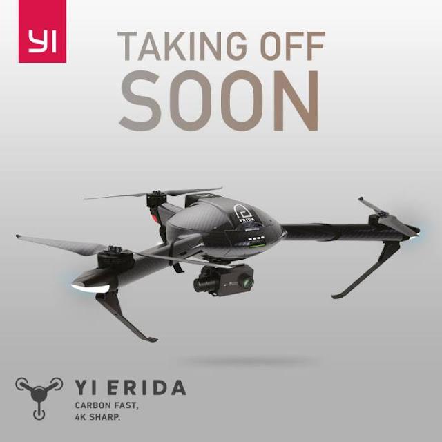Xiaomi Drone Yi Erida