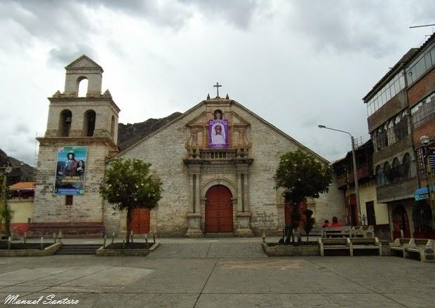 Huancavelica, Iglesia de San Sebastian