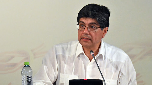 Los políticos opositores refugiados en la Embajada de México durante las protestas en Ecuador abandonaron el país