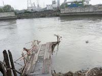 Jembatan Sicanang Roboh, Pemborong Harus Tanggung Jawab