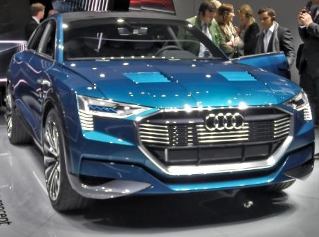 Audi E tron,