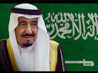50 Ribu Pelajar Sambut Raja Salman, Hastag #AhlanWaSahlanKingSalman Langsung Trending
