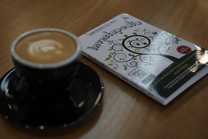 Buku Investapedia karya Aqida Shohiha
