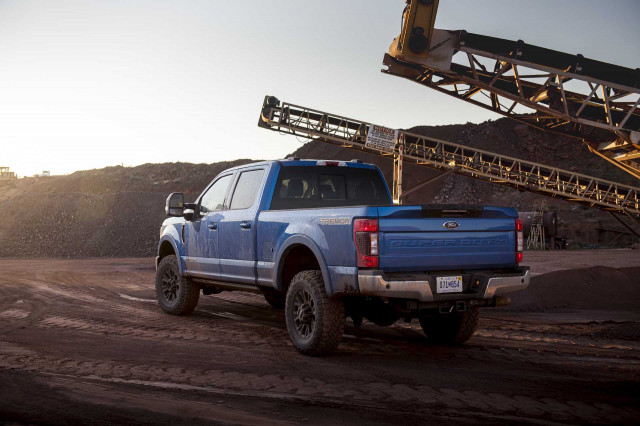2021 Ford Super Duty F-250 Review