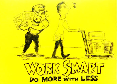 Work - smart or hard