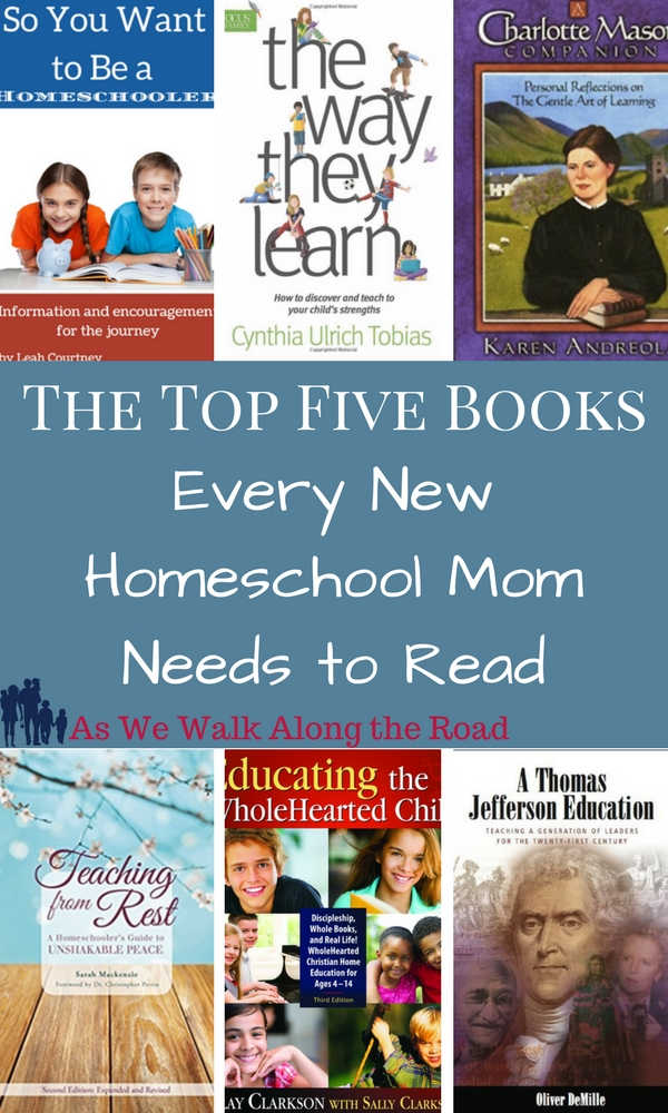 Books for homeschool moms