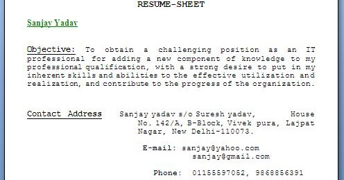 component engineer sample resume