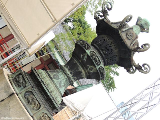 Sannō Yume-Goten en el Santuario Hie, Tokio
