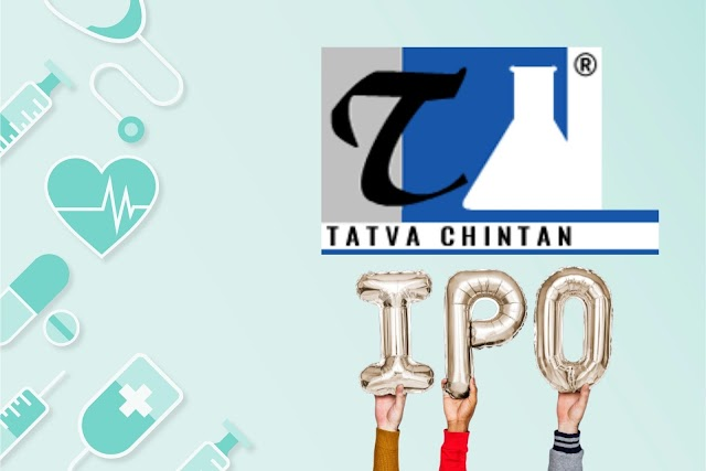 Will Be Right Decision to Invest in Tatva Chintan Pharma IPO? | Tatva Chintan Pharma Chem IPO Details