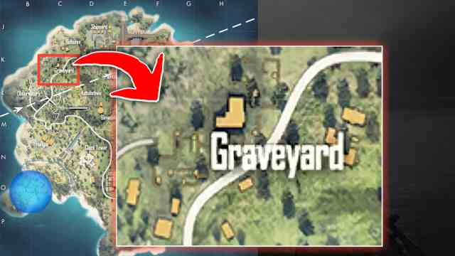 Graveyard bermuda ff