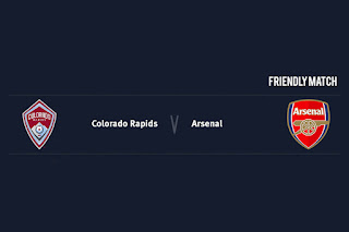 Match Preview Colorado Rapids v Arsenal Friendly Match