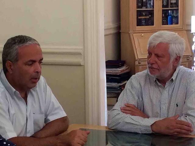 Πέτρος Τατούλης: Η ΑΟΖ Πελοποννήσου αλλάζει τη στρατηγική ανάπτυξής της