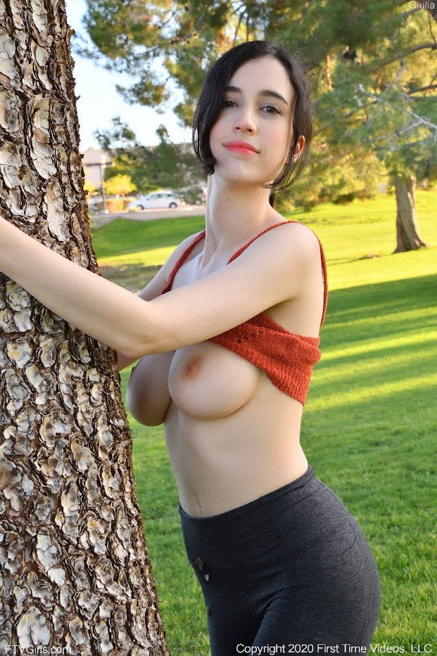 [FTVGirls] Giulia - Gorgeous. Natural. Busty jav av image download