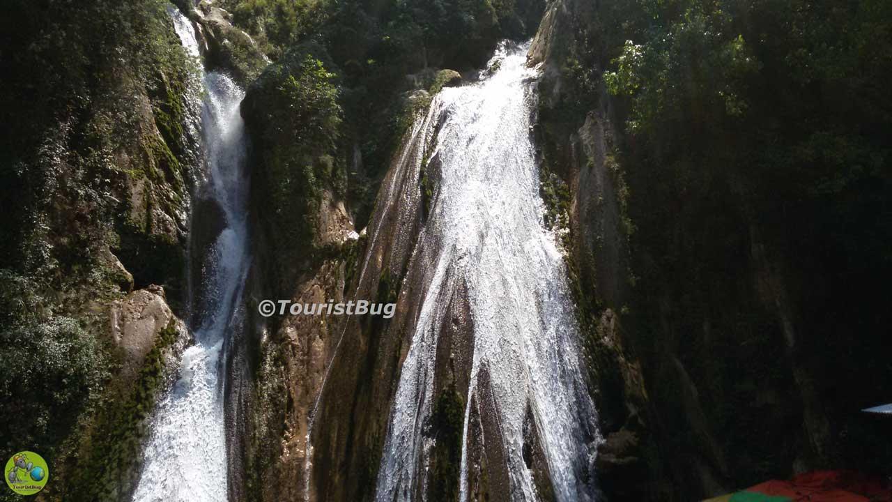 Kempty Falls Dehradun