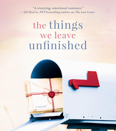New Release: The Things We Leave Unfinished by Rebecca Yarros + Excerpt