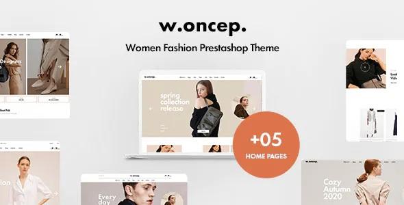 Best High-End Women Fashion Prestashop Theme