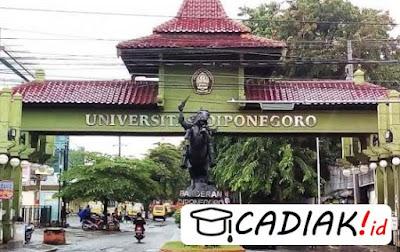Syarat Penerima Bantuan Beasiswa Undip Semarang