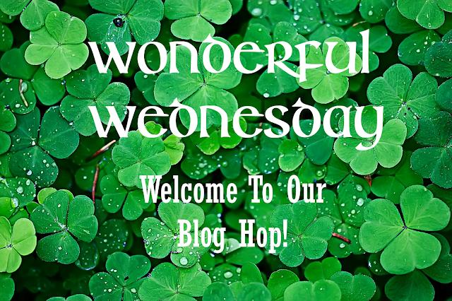 Wonderful Wednesday welcome with shamrocks