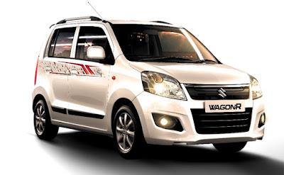 Maruti Suzuki WagonR exterior pics
