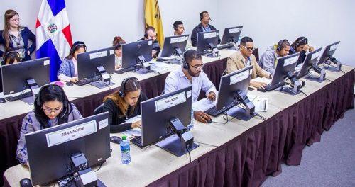 Pleno Junta Central Electoral dice proceso instalación equipos del Voto Automatizado está listo