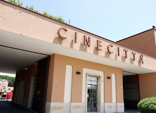 The Cinecittà studios in Rome are the largest in Europe