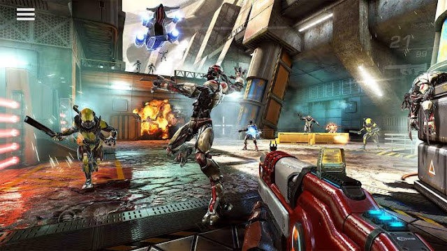 SHADOWGUN LEGENDS best android games fps