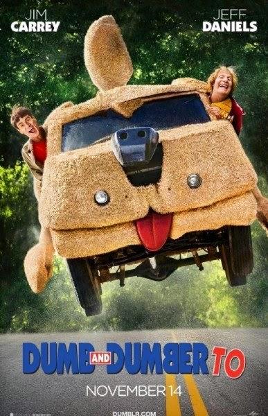 Dumb and Dumber To (2014) ใครว่าเราแกล้งโง่ 2 [HD]