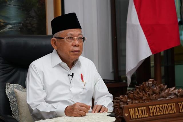 Beda dengan Jokowi, Maruf: Vaksin Corona Rampung Pertengahan 2021