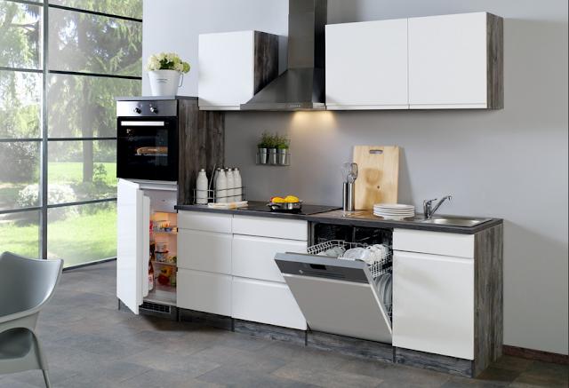 Küchenzeile 3M