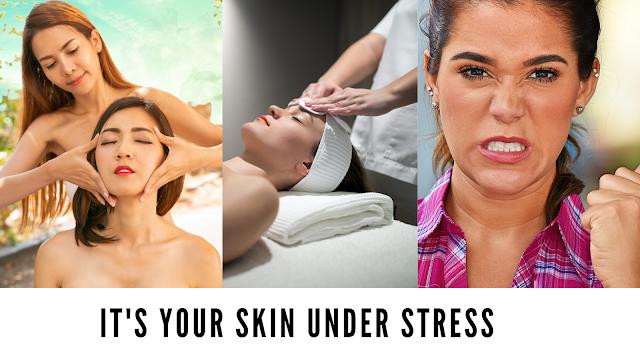skin under stress