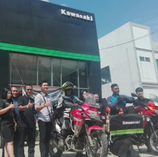 LOKER Marketing Communication KAWASAKI MOTORAVE BURLIAN