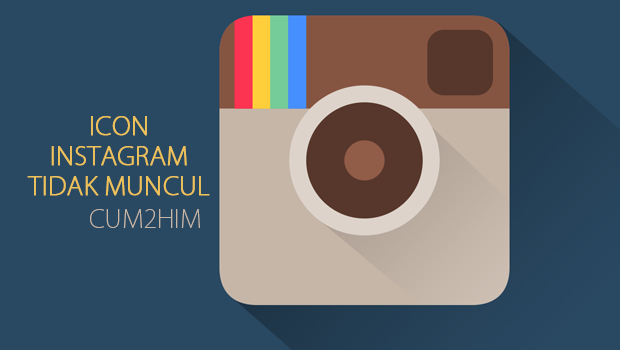 Cara Mengatasi Icon Instagram Tidak Muncul Setelah Install